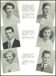 Page 16, 1954 Edition, Houghton High School - Amygdaloid Yearbook (Houghton, MI) online yearbook collection