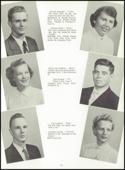 Page 17, 1954 Edition, Houghton High School - Amygdaloid Yearbook (Houghton, MI) online yearbook collection