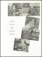 Page 9, 1954 Edition, Houghton High School - Amygdaloid Yearbook (Houghton, MI) online yearbook collection