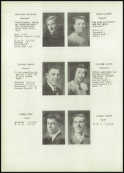 Page 16, 1948 Edition, Lapeer High School - Pantherscope Yearbook (Lapeer, MI) online yearbook collection