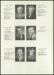 Page 17, 1948 Edition, Lapeer High School - Pantherscope Yearbook (Lapeer, MI) online yearbook collection