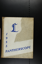 Page 1, 1953 Edition, Lapeer High School - Pantherscope Yearbook (Lapeer, MI) online yearbook collection