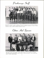 Page 13, 1953 Edition, Lapeer High School - Pantherscope Yearbook (Lapeer, MI) online yearbook collection