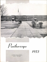 Page 5, 1953 Edition, Lapeer High School - Pantherscope Yearbook (Lapeer, MI) online yearbook collection