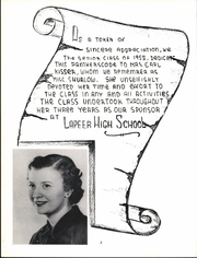 Page 6, 1953 Edition, Lapeer High School - Pantherscope Yearbook (Lapeer, MI) online yearbook collection