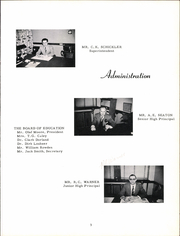 Page 7, 1953 Edition, Lapeer High School - Pantherscope Yearbook (Lapeer, MI) online yearbook collection