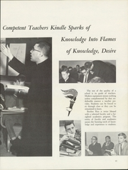 Page 17, 1965 Edition, Brother Rice High School - Quest Yearbook (Bloomfield Hills, MI) online yearbook collection