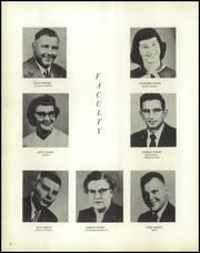 Page 10, 1958 Edition, New Haven High School - Rocket Yearbook (New Haven, MI) online yearbook collection