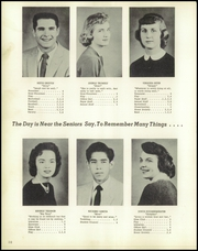 Page 14, 1958 Edition, New Haven High School - Rocket Yearbook (New Haven, MI) online yearbook collection
