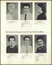 Page 15, 1958 Edition, New Haven High School - Rocket Yearbook (New Haven, MI) online yearbook collection