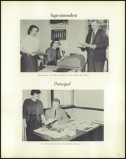 Page 9, 1958 Edition, New Haven High School - Rocket Yearbook (New Haven, MI) online yearbook collection