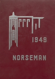 North Muskegon High School - Norseman Yearbook (North Muskegon, MI) online yearbook collection, 1949 Edition, Page 1