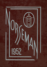 North Muskegon High School - Norseman Yearbook (North Muskegon, MI) online yearbook collection, 1952 Edition, Page 1