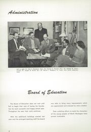 Page 10, 1952 Edition, North Muskegon High School - Norseman Yearbook (North Muskegon, MI) online yearbook collection