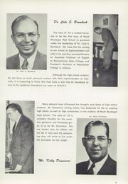 Page 11, 1952 Edition, North Muskegon High School - Norseman Yearbook (North Muskegon, MI) online yearbook collection