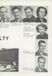 Page 13, 1952 Edition, North Muskegon High School - Norseman Yearbook (North Muskegon, MI) online yearbook collection