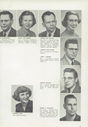 Page 15, 1952 Edition, North Muskegon High School - Norseman Yearbook (North Muskegon, MI) online yearbook collection