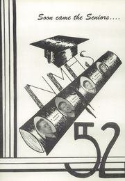 Page 16, 1952 Edition, North Muskegon High School - Norseman Yearbook (North Muskegon, MI) online yearbook collection
