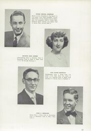 Page 17, 1952 Edition, North Muskegon High School - Norseman Yearbook (North Muskegon, MI) online yearbook collection