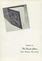 Page 5, 1952 Edition, North Muskegon High School - Norseman Yearbook (North Muskegon, MI) online yearbook collection