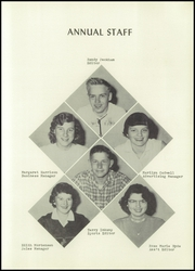 Page 11, 1957 Edition, Kent City High School - Eagle Yearbook (Kent City, MI) online yearbook collection