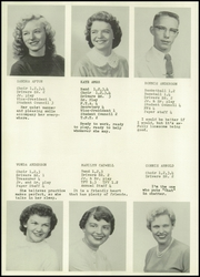 Page 16, 1957 Edition, Kent City High School - Eagle Yearbook (Kent City, MI) online yearbook collection