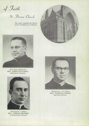 Page 15, 1952 Edition, St Florian High School - Florham Yearbook (Hamtramck, MI) online yearbook collection