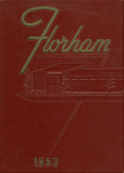 St Florian High School - Florham Yearbook (Hamtramck, MI) online yearbook collection, 1953 Edition, Page 1