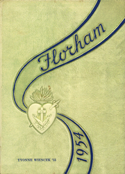 1954 Edition, St Florian High School - Florham Yearbook (Hamtramck, MI)