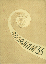 1955 Edition, St Florian High School - Florham Yearbook (Hamtramck, MI)