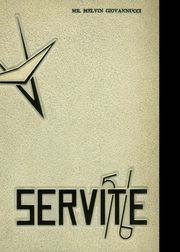 1956 Edition, Servite High School - Servite Yearbook (Detroit, MI)