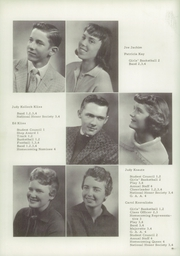 Page 16, 1959 Edition, New Buffalo High School - Buffalodian Yearbook (New Buffalo, MI) online yearbook collection