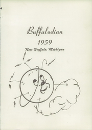 Page 5, 1959 Edition, New Buffalo High School - Buffalodian Yearbook (New Buffalo, MI) online yearbook collection