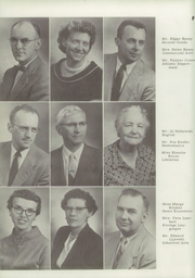 Page 8, 1959 Edition, New Buffalo High School - Buffalodian Yearbook (New Buffalo, MI) online yearbook collection