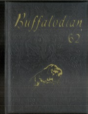1962 Edition, New Buffalo High School - Buffalodian Yearbook (New Buffalo, MI)
