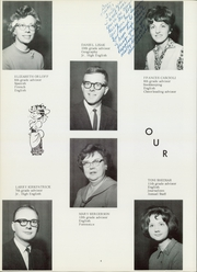 Page 12, 1966 Edition, New Buffalo High School - Buffalodian Yearbook (New Buffalo, MI) online yearbook collection