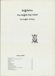Page 5, 1966 Edition, New Buffalo High School - Buffalodian Yearbook (New Buffalo, MI) online yearbook collection