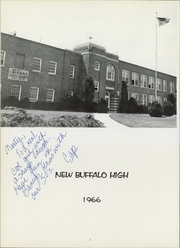 Page 6, 1966 Edition, New Buffalo High School - Buffalodian Yearbook (New Buffalo, MI) online yearbook collection