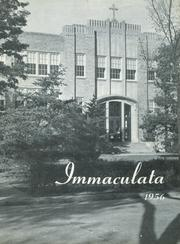 Immaculata High School - Immaculata Yearbook (Detroit, MI) online yearbook collection, 1956 Edition, Page 1
