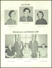 Page 10, 1956 Edition, Immaculata High School - Immaculata Yearbook (Detroit, MI) online yearbook collection
