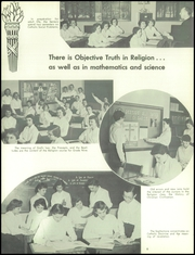 Page 12, 1956 Edition, Immaculata High School - Immaculata Yearbook (Detroit, MI) online yearbook collection