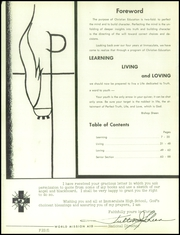 Page 6, 1956 Edition, Immaculata High School - Immaculata Yearbook (Detroit, MI) online yearbook collection