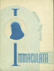 Immaculata High School - Immaculata Yearbook (Detroit, MI) online yearbook collection, 1957 Edition, Page 1