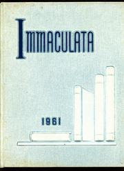 Immaculata High School - Immaculata Yearbook (Detroit, MI) online yearbook collection, 1961 Edition, Page 1
