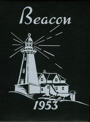 Page 1, 1953 Edition, Harbor Beach High School - Beacon Yearbook (Harbor Beach, MI) online yearbook collection