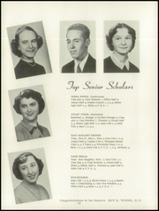 Page 16, 1953 Edition, Harbor Beach High School - Beacon Yearbook (Harbor Beach, MI) online yearbook collection