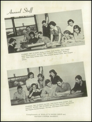 Page 6, 1953 Edition, Harbor Beach High School - Beacon Yearbook (Harbor Beach, MI) online yearbook collection