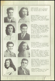 Page 11, 1949 Edition, Coleman High School - Comet Yearbook (Coleman, MI) online yearbook collection