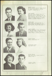 Page 13, 1949 Edition, Coleman High School - Comet Yearbook (Coleman, MI) online yearbook collection