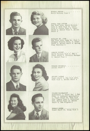 Page 15, 1949 Edition, Coleman High School - Comet Yearbook (Coleman, MI) online yearbook collection
